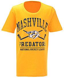 Outerstuff Nashville Predators Fundamentals T-Shirt, Big Boys (8-20)