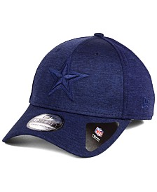 new style 3d6d8 3e999 New Era Dallas Cowboys Heated Up 39THIRTY Stretch Fitted Cap