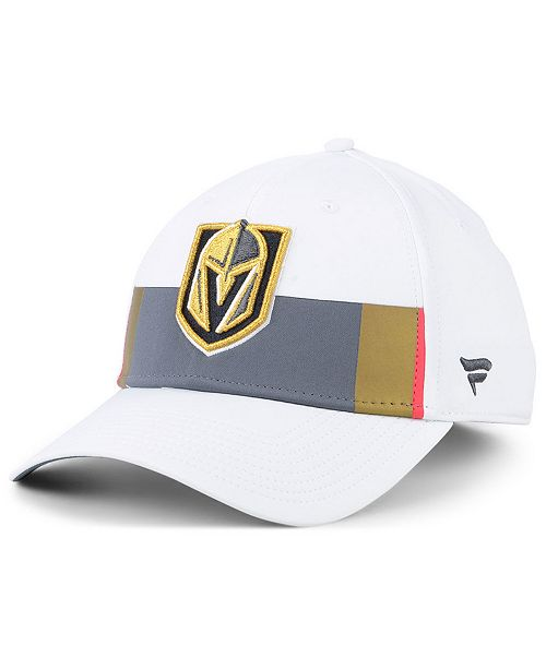 db21ad00ca221f ... Authentic NHL Headwear Fanatics Vegas Golden Knights Alternate Jersey  Speed Flex Stretch Fitted Cap ...