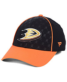 Fanatics Anaheim Ducks Dual Speed Flex Stretch Fitted Cap