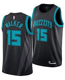 Nike Men's Kemba Walker Charlotte Hornets City Swingman Jersey 2018