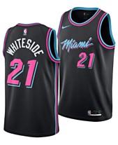 Nike Hassan Whiteside Miami Heat City Edition Swingman Jersey 2018 12cefbd93
