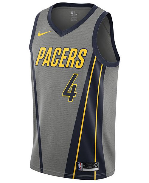 fbac6017c Nike Victor Oladipo Indiana Pacers City Edition Swingman Jersey 2018 ...