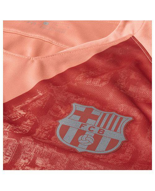 newest c0b63 fe5c9 Men's FC Barcelona International Club 3rd Jersey
