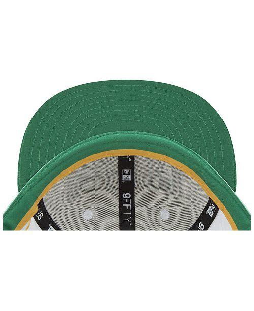 sale retailer 89965 53f03 New Era Boys  Boston Celtics City Series 2.0 9FIFTY Snapback Cap ...