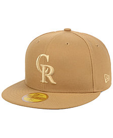 New Era Colorado Rockies Fall Prism Pack 59FIFTY-FITTED Cap