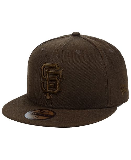 best sneakers 53089 0e3ad New Era San Francisco Giants Fall Prism Pack 59FIFTY-FITTED Cap ...