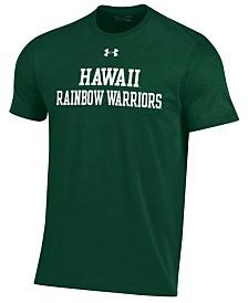 Under Armour Men's Hawaii Warriors Performance Cotton T-Shirt