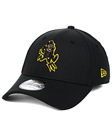 New Era Arizona State Sun Devils Black Pop Flex 39THIRTY Cap