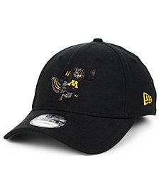 New Era Minnesota Golden Gophers Black Pop Flex 39THIRTY Cap