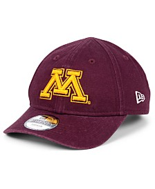 New Era Toddlers' Minnesota Golden Gophers Junior 9TWENTY Cap