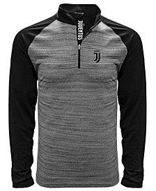 Level Wear Men's Juventus Club Team Vandal Quarter-Zip Pullover