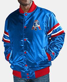 G-III Sports Men's New England Patriots Retro Varsity Jacket