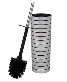 Bath Bliss Cylinder Toilet Brush and Holder