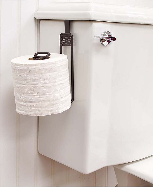 Bath Bliss Over The Tank Toilet Paper Holder Home Macys