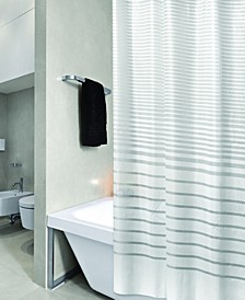 Shower Curtain Stripe Design