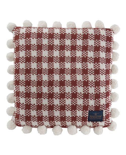 "Tracy Porter Pine Lodge 20"" Decorative Pillow"