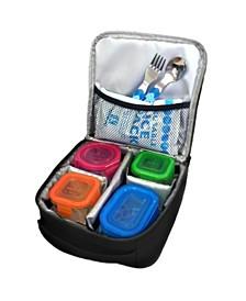 J.L. Childress Cooler Cube Food and Bottle Bag