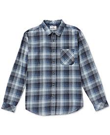 Billabong Men's Freemont Regular-Fit Plaid Flannel Shirt