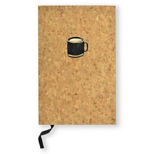 Mara-Mi Cork Coptic Notebook