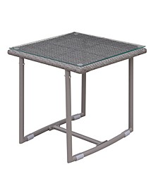 Georgio Modern Patio End Table