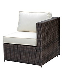 Daley Patio Left Arm Chair