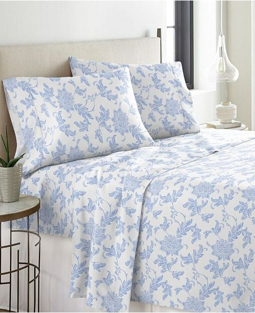 Celeste Home Cotton Heavy Weight Flannel Sheet Sets Queen