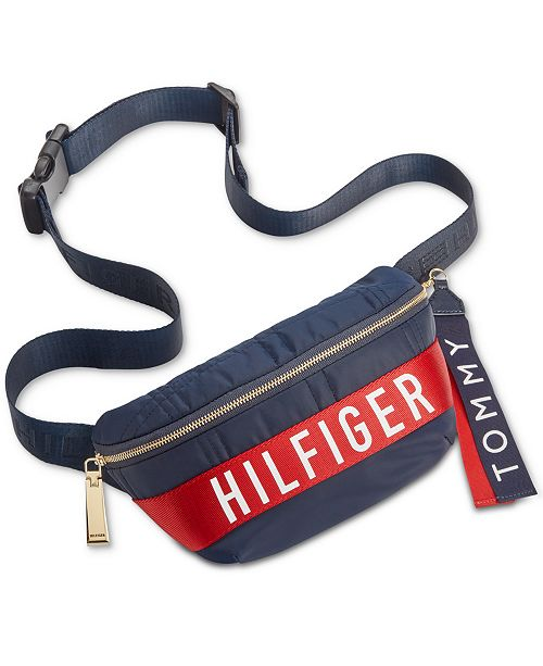 Tommy Hilfiger Malena Convertible Quilted Belt Bag