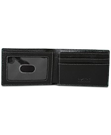 Men's Leather Slimfold Wallet