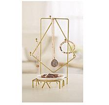 Laura Ashley Jewelry Holder Geo