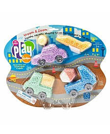Educational Insights Playfoam Vroom and Zoom Themed Set