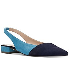 Nine West Forlove Slingback Flats