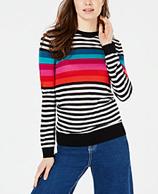 Trina Turk Colette Striped Sweater