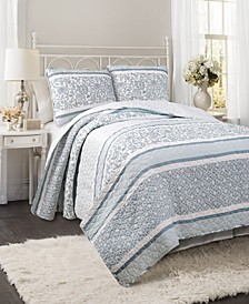 Nisha 3-Pc. Quilt Sets