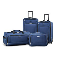 FieldBrook XLT 4PC Luggage Set