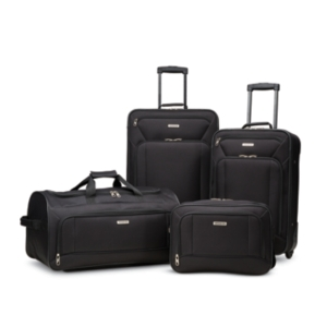 American Tourister FieldBrook Xlt 4PC Luggage Set