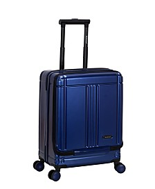"""Rockland Tokyo 18"""" Spinner Laptop Carry On"""