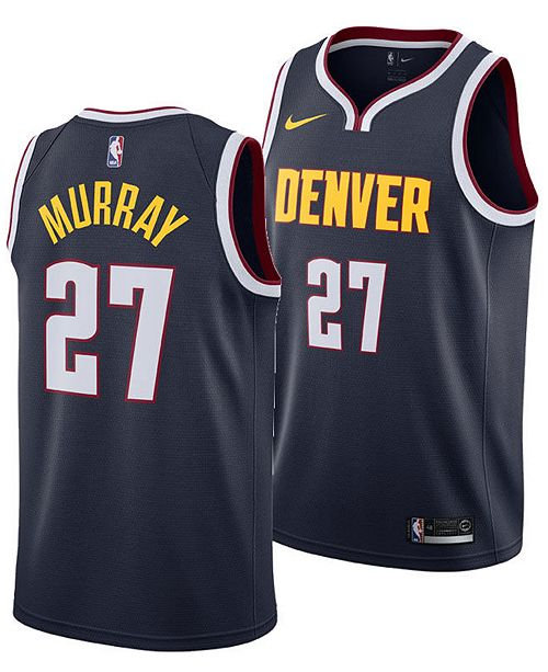 huge selection of a42f9 2c2b0 Men's Jamal Murray Denver Nuggets Icon Swingman Jersey