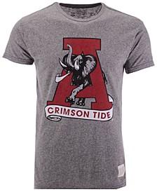 Men's Alabama Crimson Tide Retro Logo Tri-blend T-Shirt