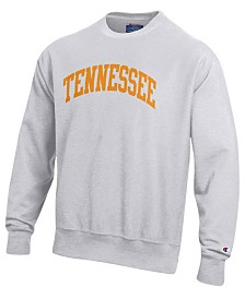 Champion Men's Tennessee Volunteers Reverse Weave Crew Sweatshirt