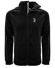 Level Wear Juventus Men's Club Team Fortress Banner Full-Zip Hoodie
