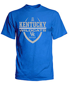 J America Men's Kentucky Wildcats Football Icon T-Shirt