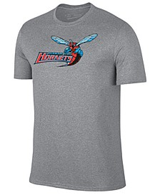 Men's Delaware State Hornets Big Logo T-Shirt