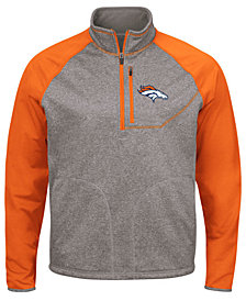 G-III Sports Men's Denver Broncos Mountain Trail  Player Lightweight Jacket