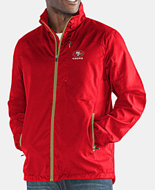 G-III Sports Men's San Francisco 49ers Movement Player Lightweight Jacket