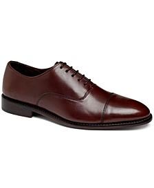 Men's Clinton Cap-Toe Oxford Lace-Up Dress Shoes