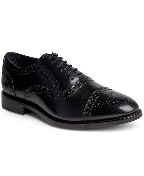 Anthony Veer Ford Quarter Brogue Oxford