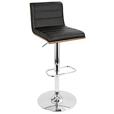 Vasari Adjustable Barstool