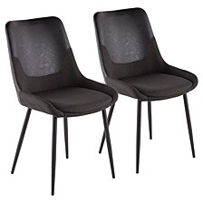 Wayne TwoTone Chair Set of 2