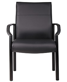 Boss Office Products High Back Task Chair With Seat Slider